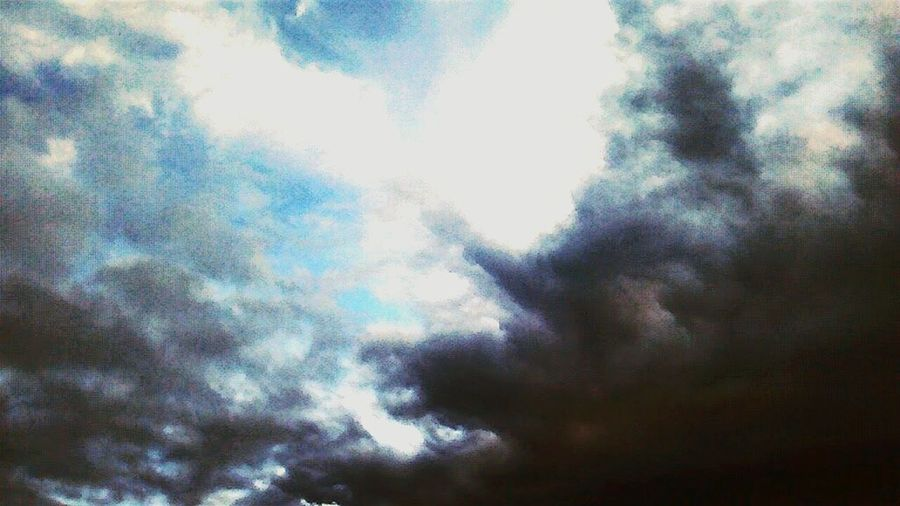 Dramatic Sky On The Long Beach Peninsula Cloud - Sky Dramatic Sky Weather Storm Cloud Scenics Nature Thunderstorm The Merging Of 2 Worlds Supernatural Timetravel Perspectives On Nature The Long Beach Peninsula Happenings