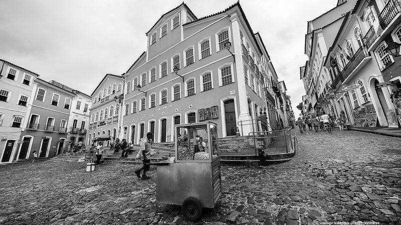 Pelourinho - Bahia - Brasil Pelourinho Salvador Blackandwhite Streetphotography