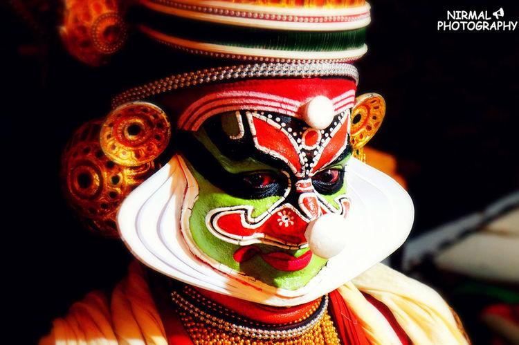Kathakali Indian Culture  Classical Dance Kerala Travelgram