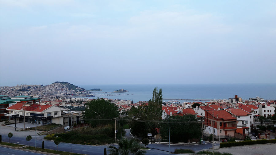 Kusadasi_turkey City Outdoors Scenery Sky Travel Destinations