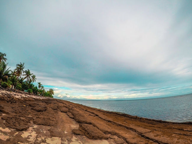 Beach Beauty In Nature Cloud - Sky Day Eyeem Philippines Horizon Over Water Nature No People Outdoors Sand Scenics Sea Shore Sky Tranquil Scene Tranquility Water