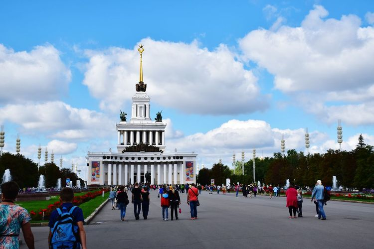 Holiday Memories From My Eyes To Yours in Moscow, Москва Architecture