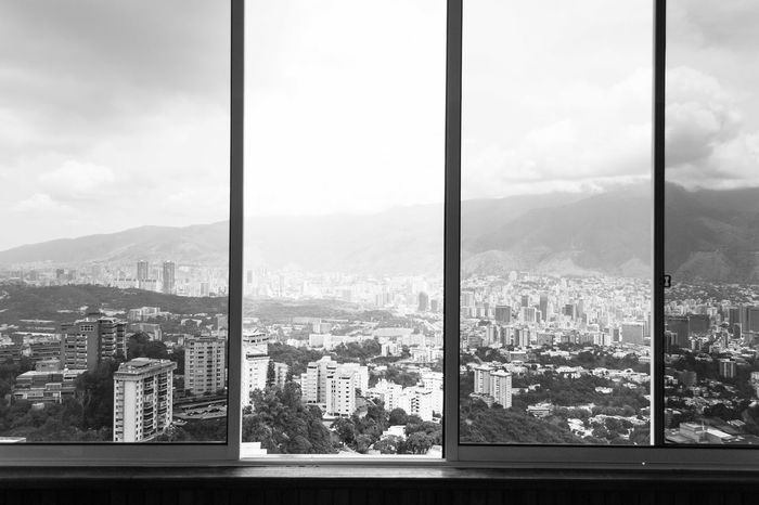 Blackandwhite Blackandwhite Photography Caracas City Streetphotography Venezuela Window Window View