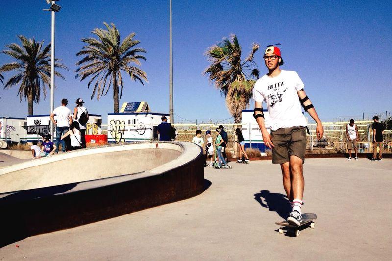 skate or fly! EyeEm Best Shots Urban Sports Open Edit OpenEdit Mobilephotography IPhoneography Streetphotography Skateboarding The Action Photographer - 2015 EyeEm Awards Barcelona