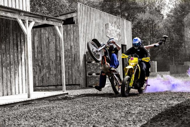 2014 Paintball Pimpstarlife Motorcycles