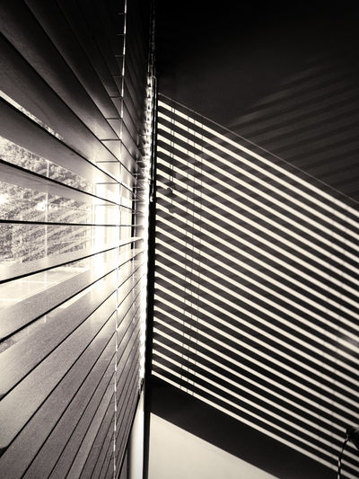 Playing with shadows Architecture Black And White Contrasts Day EyeEmNewHere Indoors  No People Pattern Shadows Sunlight And Shadow