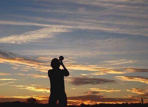 Sonset Sonata Sunset Silhouettes