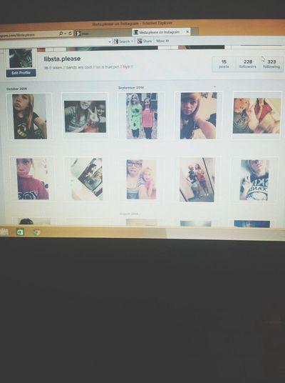 Follow my insta pls. @libsta.please Instagram Followme Cute Girl
