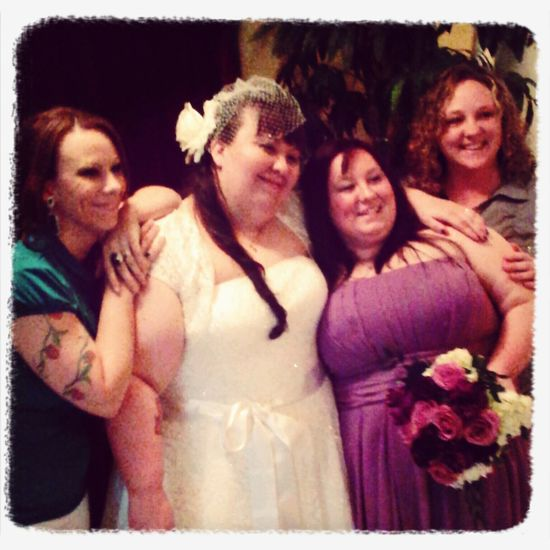 Kara's wedding