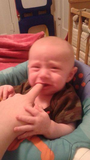 My Son Babyboy Teething