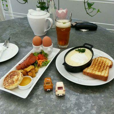 American Breakfast and Celebrate Big Breakfast ? Breakfast Breakie Foodporn Foodphotography