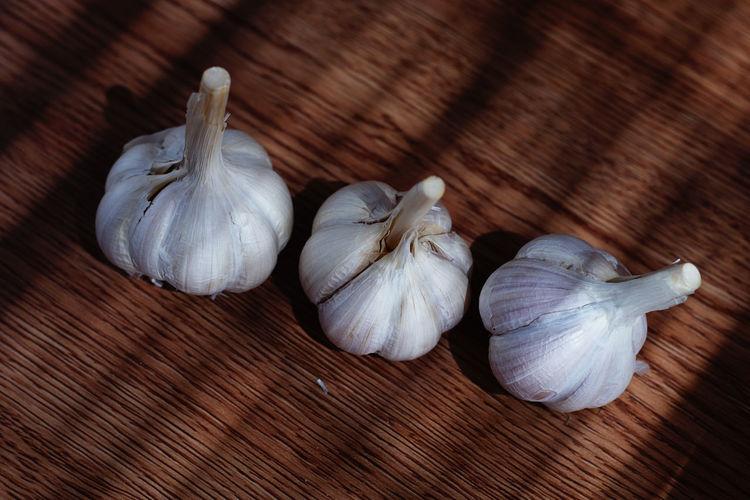 garlic Onion Scented Garlic Table Garlic Bulb Food And Drink Seasoning Garlic Clove Raw Food