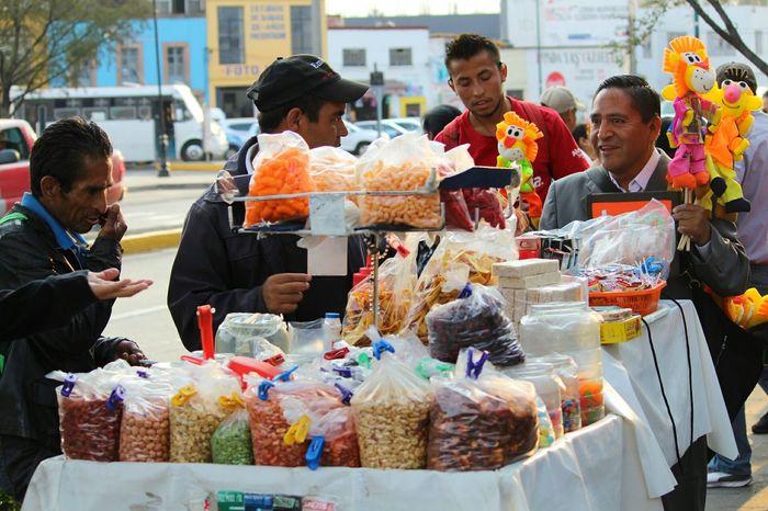Un momento... Morelia, Mexico People Sweet Food Personas Dulcesmexicanos Outdoors