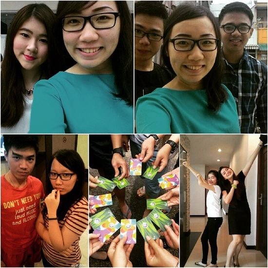 Friends all over the cities Tanjungpinang Batam Pekanbaru Tebingtinggi