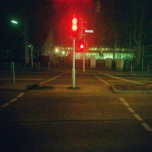 along the way Lights Walking Waiting