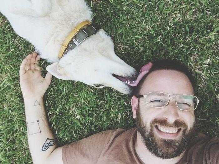 Licked Dog Dogs Of EyeEm Dog Love DogLove