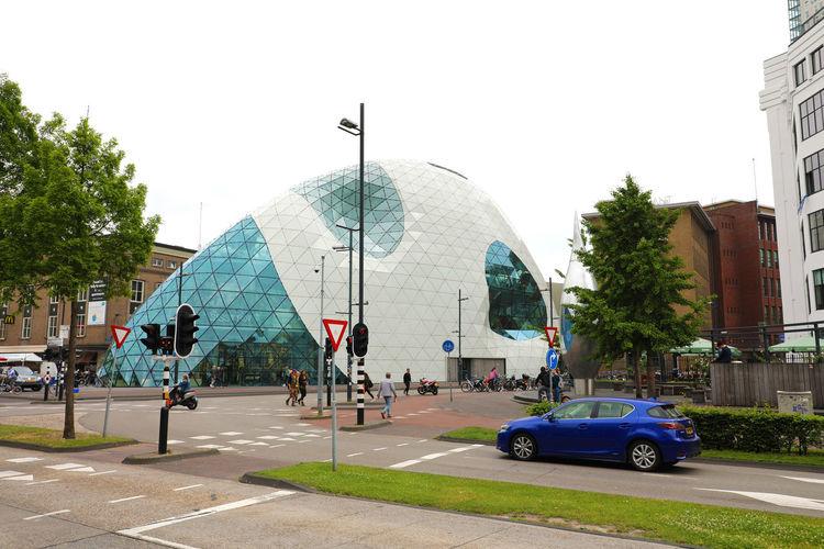 Modern architecture Eindhoven Eindhoven Eindhoven Netherlands Netherlands Architecture Building Exterior Built Structure EindhovenNederland Outdoors