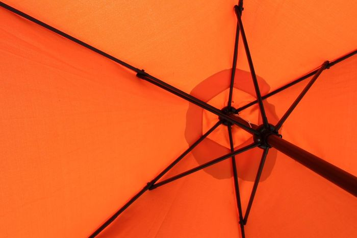 Orange Color Sunset No People Low Angle View Outdoors Nature Day Close-up Sky Resist Orange Anaranjado Umbrella Backgrounds Shades Resist Minimalism Art Is Everywhere Sombrilla Break The Mold Still Life The Architect - 2017 EyeEm Awards BYOPaper! Sommergefühle 100 Days Of Summer Neon Life Rethink Things Colour Your Horizn Visual Creativity