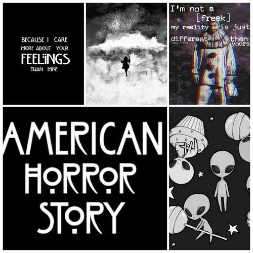 I love Americanhorrorstory