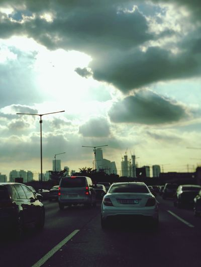 Cloud - Sky Car