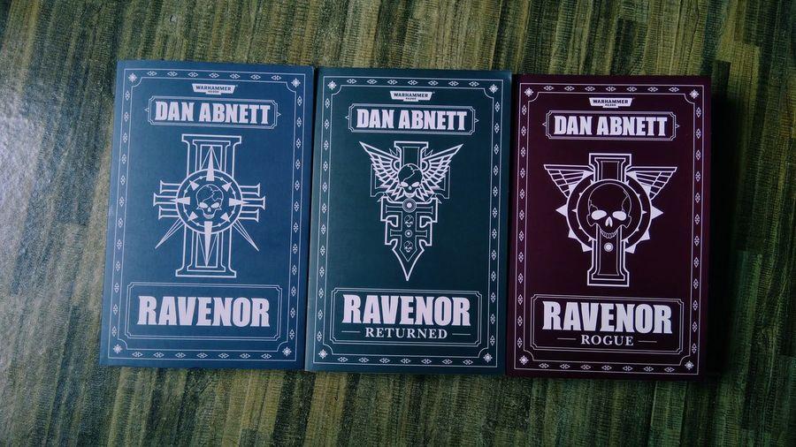 Dan Abnett's Ravenor collection Novel Warhammer Dan Abnett Warhammer40k Paperback Novel