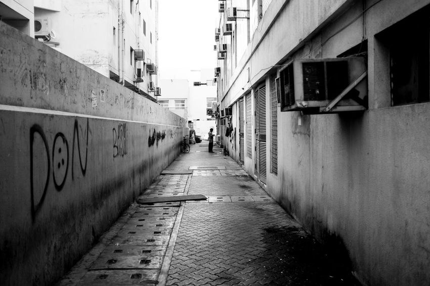 Black And White Street Photography FUJIFILMGlobal, Architecture Dubai, Lines And Shapes Monochrome Monochrome Photography Street Life, Street Scene, Dubai Streetphoto_bw Streetphotography