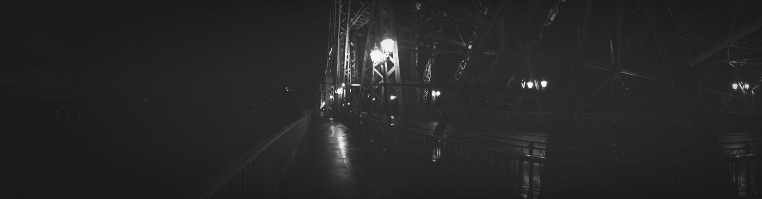 Bridge City By Night