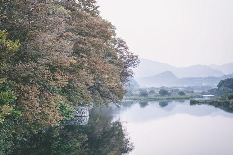Korea Landscape River