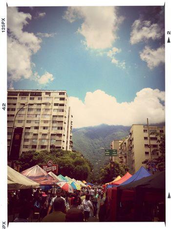 Mercado Los Palos Grandes