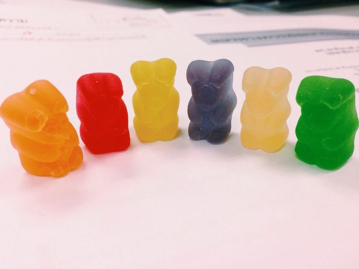 หมีรวมพล Gummy Bears