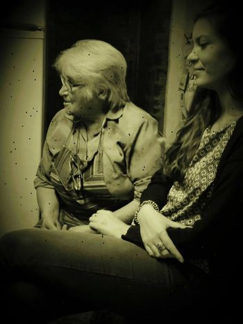 La abuela y su delantal eterno. Grandma Real People Indoors  Women One Person Casual Clothing Lifestyles Front View Senior Adult Females Senior Women