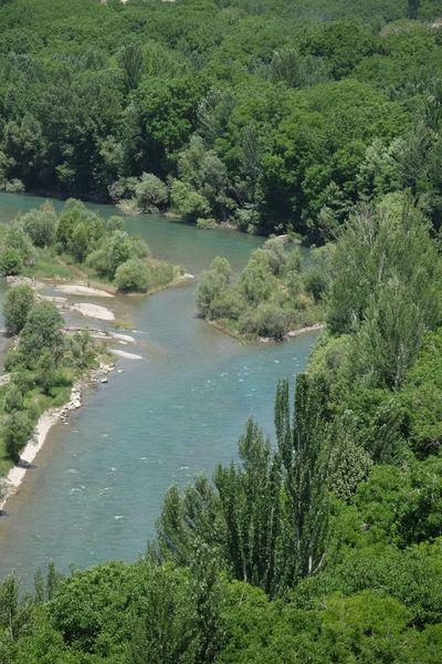 Trees And River Irantravel Iran, Saman FUJIFILM X-T1