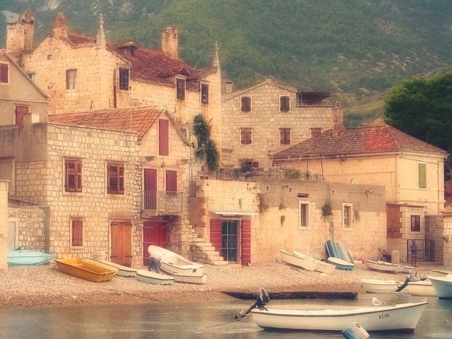 Vis island, Croatia Travelling Photography By The Sea Boats Old Stone Houses Seaside_collection Island Life EyeEm Gallery Eye4photography