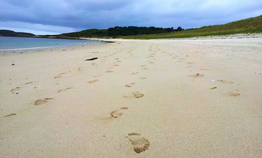 Isles Of Scilly United Kingdom Beach Beauty In Nature Day Nature No People Outdoors Sand Scenics Sea Shore Sky Tranquil Scene Tranquility Tresco Water