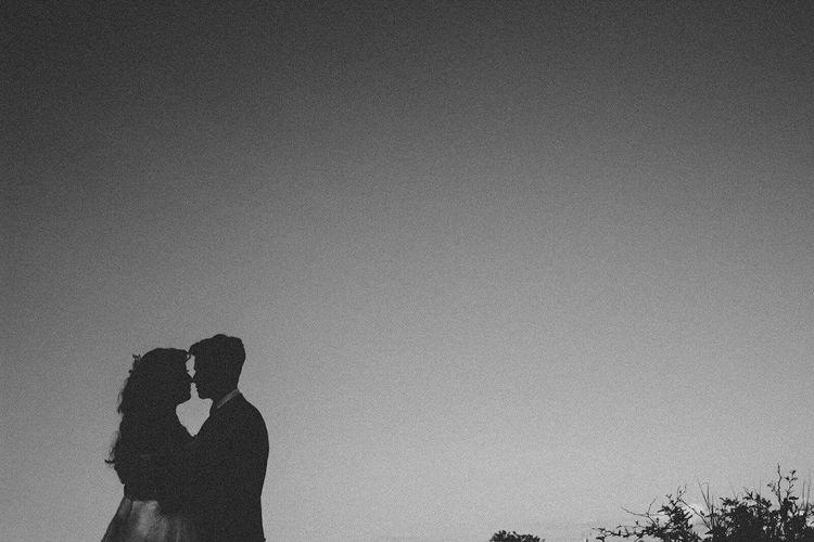 Couple Wedding Photoshoot Blackandwhite Film Filmphotography DragonflyStudio