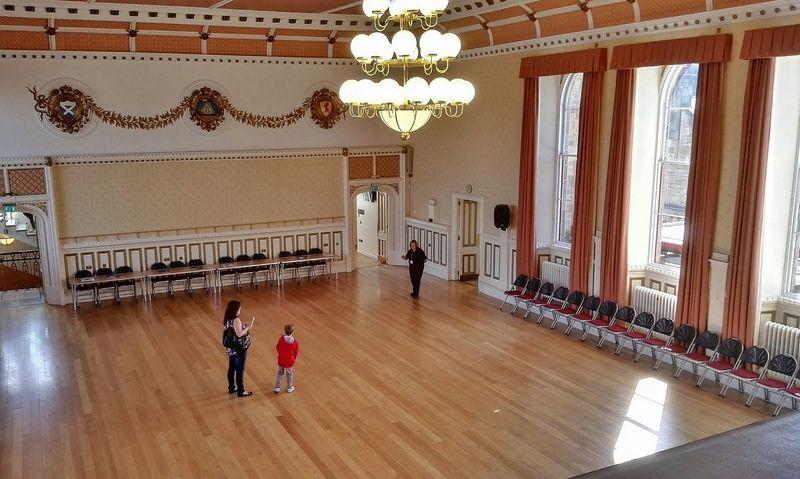 Town Hall Doors Open Day Renfrewshire 2015