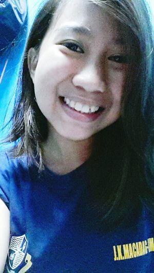 J.K.MACADAG-UM.G. Smile :) Bigcheeks Selfie ✌ Telly♥