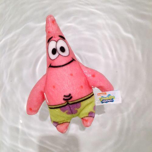 Hello Patrick Star Water Pink Spongebob Toy