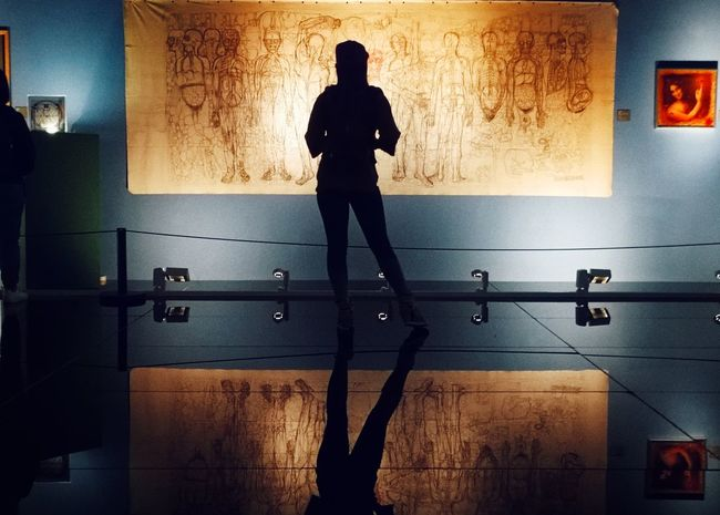 贝利尼家族与文艺复兴Exhibition Mobilephotography Lifestyle EyeEm China Light Da Vinci Myself Art