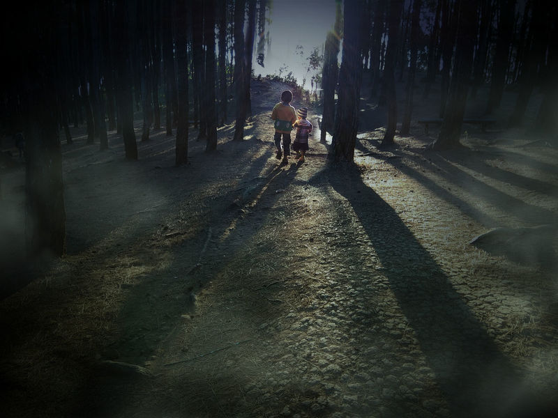 Friendly Sosialism Sosial Directly Above Human Hand People Children Photography Children Shadow Lost In The Landscape