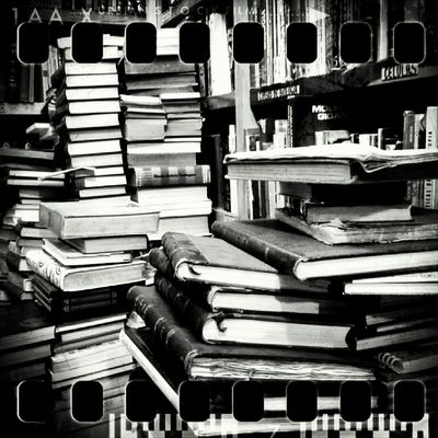 Blanko Noir Film Black And White Books Bnw Noir Et Blanc