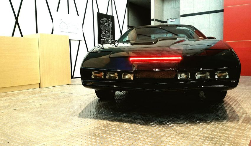 When I was a kid, KITT were my first love. I want this car so bad...and now, I still in love with this badass.. Kitt Knightrider