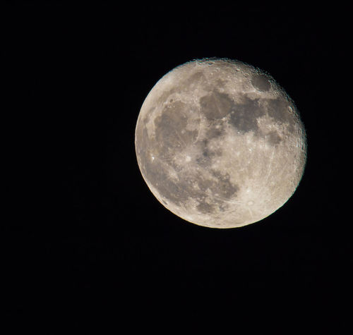 Astronomy Beauty In Nature Black Background Copy Space Full Moon Midnight Moon Moon Surface Nature Night No People Outdoors Planetary Moon Rawedit Sigma150-600c Sky Space 1.4tc Black Backround