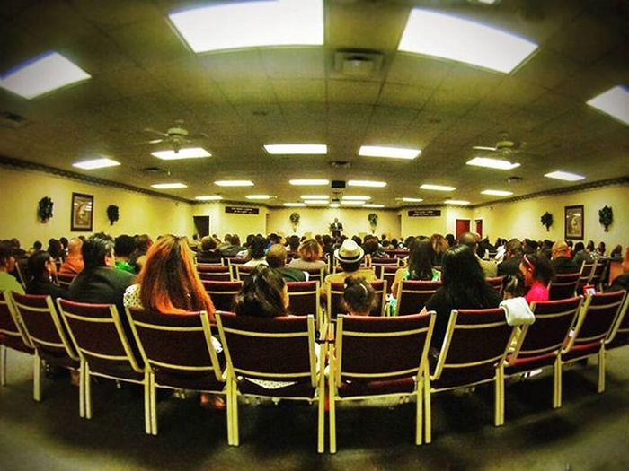 We got a packed house here at the hall for @mikeanc75 first talk. HE'S DOING REALLY GOOD TOO!!! I'm proud of you bro 👍👍👍 Jw Firsttalk Kingdomhall I'm a happy father 👨👨👨