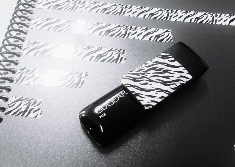 Philips Philipsgogear Zebra Desing Mp3Player Music