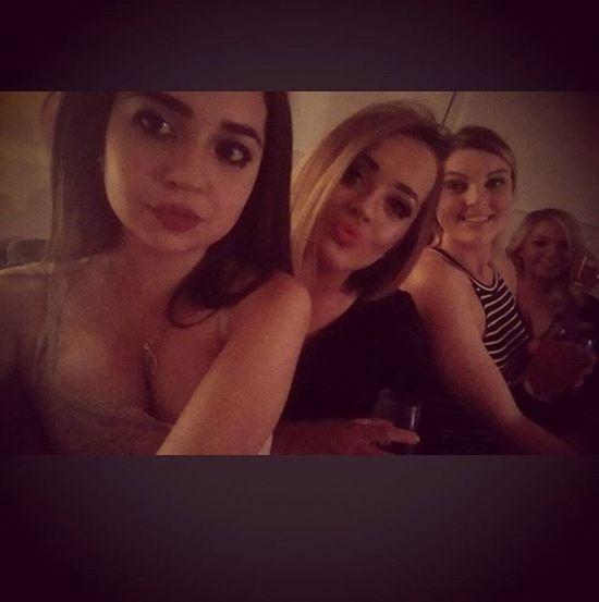 Bonsoir Friday Bonbonniere Bonbon Girls Outting London Beautiful Girlies 😍🍸🍴