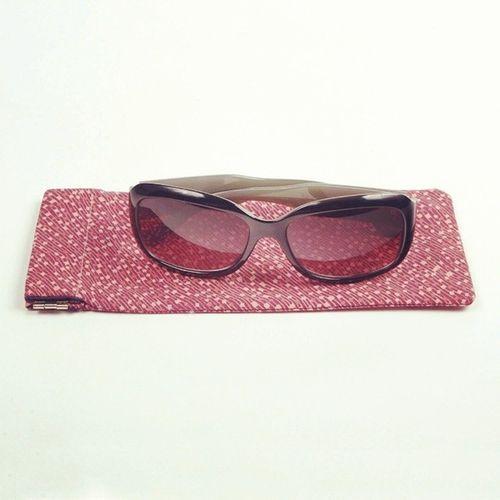Pink Confetti Sunglasscase by @miyuki @mincdesign