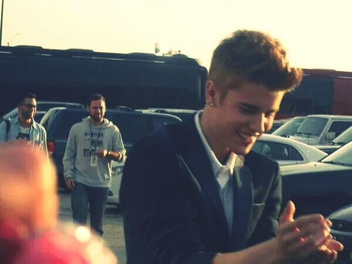 I Love To See You Smile ♥ Justinbieber Cannes2014 Prince  Bizzle♥