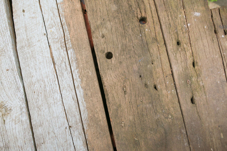 Old wood. Backgrounds Brown Close-up Full Frame Old Outdoors Pattern Plank Textured  Timber Wood Wood - Material Wood Grain Wood Paneling