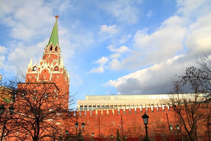 Built Structure Architecture History Building Exterior Tower Travel Destinations Outdoors No People Tree Politics And Government Kremlin Kremlin Complex Tourism Russia Kremlin Architecture Russia Moscow, Russia Moscow Architecture Day Red Star